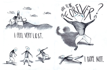 Lost Forever?