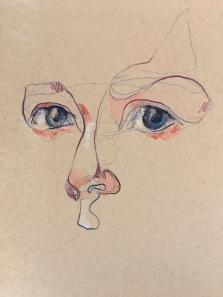Color Contour Sketch