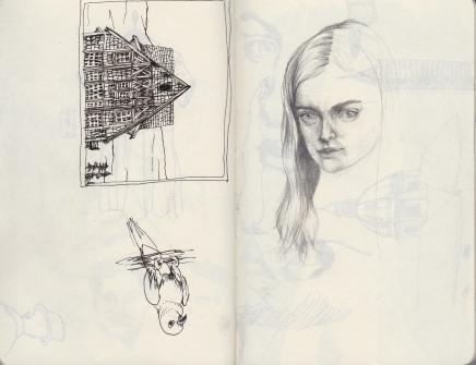 Moleskine Sketch