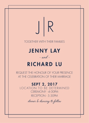 Invitation Message
